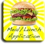 Meal / Lunch Application